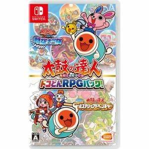 太鼓の達人 ドコどんRPGパック! Nintendo Switch HAC-P-AYS5A