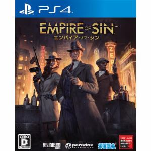 Empire of Sin エンパイア・オブ・シン PS4
