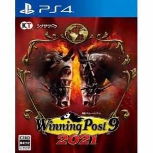 Winning Post 9 2021 PS4 PLJM-16810