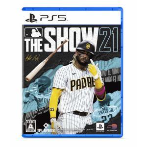 MLB(R) The Show(TM) 21(英語版)PS5 ECJS-00007