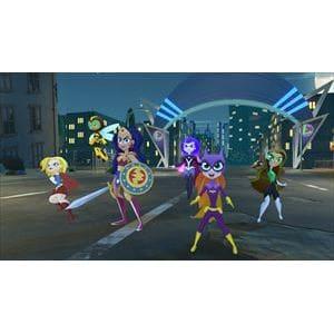 DCスーパーヒーローガールズ ティーンパワー Nintendo Switch HAC-P-ARXAA