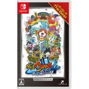 妖怪ウォッチ4 ぼくらは同じ空を見上げている レベルファイブ ザ ベスト Nintendo Switch HAC-2-AS5JA