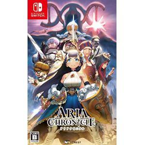 ARIA CHRONICLE -アリアクロニクル- Nintendo Switch HAC-P-A2WBA