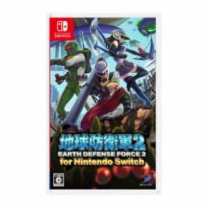 地球防衛軍2 for Nintendo Switch HAC-P-A2W8A