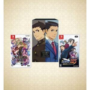 成歩堂レジェンズコレクション Nintendo Switch CPCS-01173