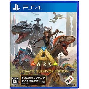 ARK: Ultimate Survivor Edition PS4 PLJS-36180