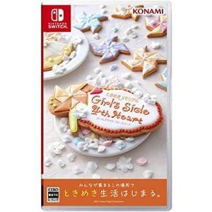 ときめきメモリアル Girl's Side 4th Heart  通常版 Nintendo Switch HAC-P-A4TUA