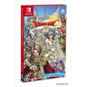 ドラゴンクエストX 天星の英雄たち オンライン 【Nintendo Switch】 SE-W 0034