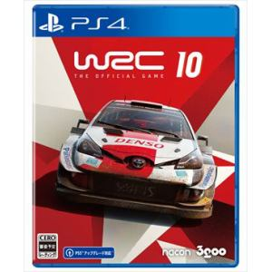 WRC 10 FIA 世界ラリー選手権 PS4 PLJM-16921