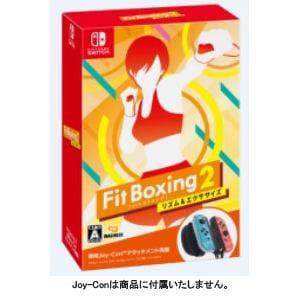 Fit Boxing 2 専用アタッチメント 同梱版 IMG-R-AXAAA