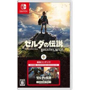 ゼルダの伝説 ブレス オブ ザ ワイルド + エキスパンション・パス Nintendo Switch