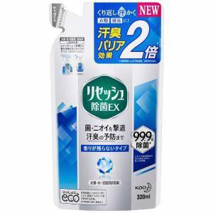 花王 Resesh(リセッシュ) リセッシュ 除菌EX 香りが残らないタイプ つめかえ用 320ml 消臭剤・芳香剤