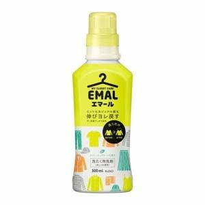 花王(Kao) エマール リフレッシュグリーンの香り 本体 (500mL)