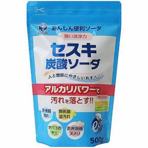 第一石鹸 KCセスキ炭酸ソーダ [500g]