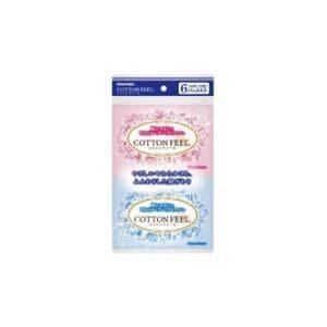 大王製紙 コットンフィール ポケットティシュ 10組(20枚)×6個パック