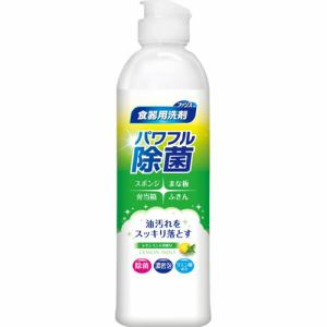 第一石鹸 ファンス 食器用洗剤 パワフル除菌 レモンミントの香り (240mL)