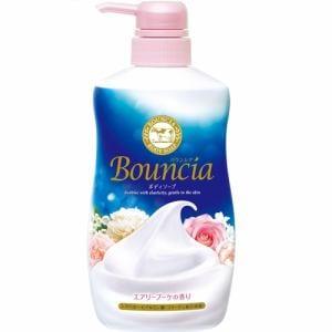 牛乳石鹸 バウンシアBSエアリーブーケポンプ500ML バウンシア