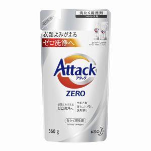 花王 Attack ZERO(アタックゼロ) つめかえ用 360g