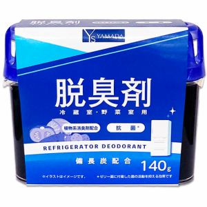 YAMADASELECT(ヤマダセレクト)  冷蔵庫用 脱臭剤  140g
