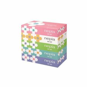 王子ネピア ネピネピ ティシュ 150組 5箱パック