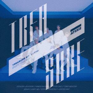 【CD】ATEEZ / TREASURE ~JAPAN SELECT~(TYPE-A)(DVD付)