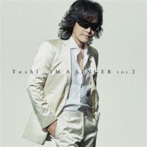 【CD】Toshl / IM A SINGER VOL.2(通常盤)