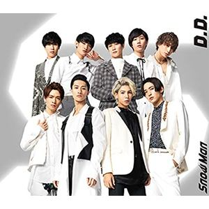 【CD】Snow Man vs SixTONES / D.D. / Imitation Rain(with SixTONES盤)(DVD付)