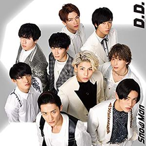 【CD】Snow Man vs SixTONES / D.D./Imitation Rain(通常盤)
