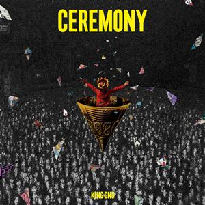 【CD】King Gnu / CEREMONY(初回生産限定盤)(Blu-ray Disc付)