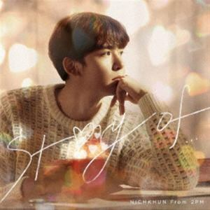 【CD】NICHKHUN(From 2PM) / Story of・・・(通常盤)