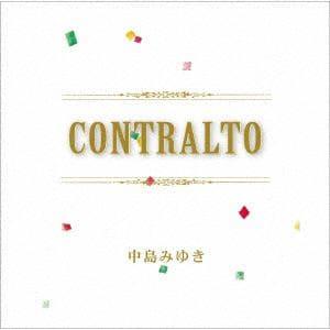 【CD】中島みゆき / CONTRALTO