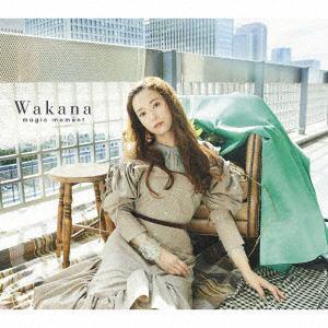【CD】Wakana / magic moment(初回限定盤A)