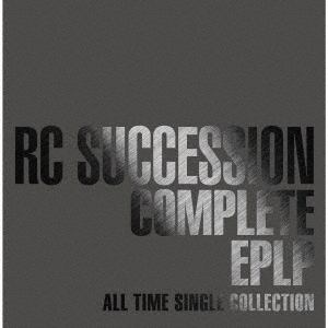 【CD】RCサクセション / COMPLETE EPLP ~ALL TIME SINGLE COLLECTION~