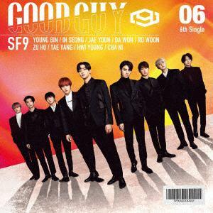 【CD】SF9(エスエフナイン) / Good Guy(初回生産限定盤A)