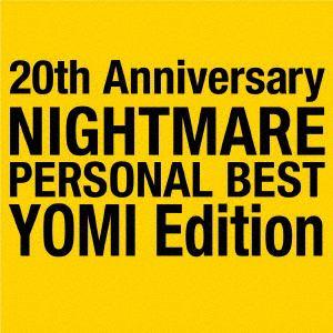 【CD】NIGHTMARE / 20th Anniversary NIGHTMARE PERSONAL BEST YOMI Edition