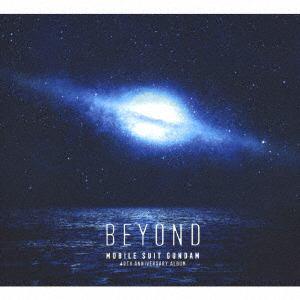 【発売日翌日以降お届け】【CD】機動戦士ガンダム 40th Anniversary Album ~BEYOND~(初回生産限定盤)(Blu-ray Disc付)