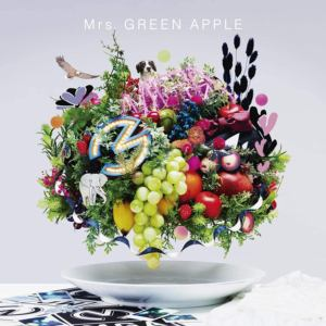 【CD】Mrs.GREEN APPLE / 5(初回限定盤)(DVD付)