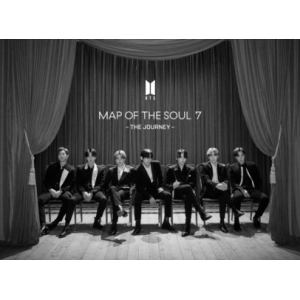 【CD】BTS / MAP OF THE SOUL : 7 ~ THE JOURNEY ~(初回限定盤A)(Blu-ray Disc付)