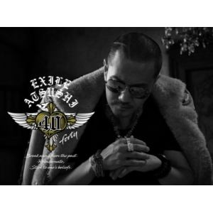 【CD】EXILE ATSUSHI / 40 ~forty~(4Blu-ray Disc付)