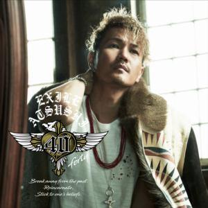 【CD】EXILE ATSUSHI / 40 ~forty~(DVD付)