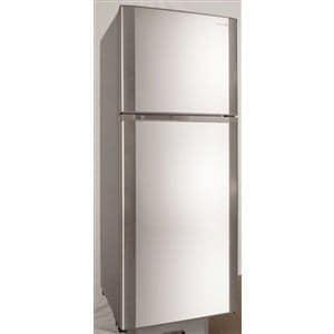 HerbRelax YRZ-F28C1 ヤマダ電機オリジナル 2ドア冷凍冷蔵庫 (275L・右開き)