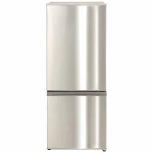 AQUA AQR-U18F(S) 2ドア冷蔵庫 (184L・右開き) ステンレスシルバー