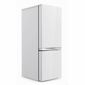 HERBRelax(ハーブリラックス) YRZ-F15E1(W) 2ドアノンフロン冷凍冷蔵庫(156L・右開き) ホワイト
