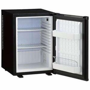 三ツ星貿易 ML-640-B 1ドア冷蔵庫 (40L) ブラック