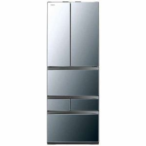 東芝 GR-M510FWX(X) 6ドア冷蔵庫 「VEGETA(べジータ)FWXシリーズ」 (509L・フレンチドア) ダイヤモンドミラー