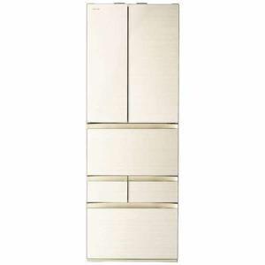 東芝 GR-M460FW(ZC) 6ドア冷蔵庫 「VEGETA(べジータ)FWシリーズ」 (462L・フレンチドア) ラピスアイボリー
