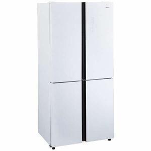 ハイアール JR-NF468A-W 4ドア冷蔵庫 (468L・フレンチドア)ホワイト