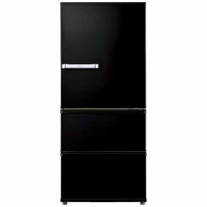 AQUA AQR-SV27H-K 3ドア冷蔵庫 (272L・右開き) ヴィンテージブラック