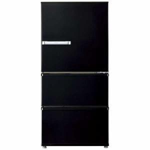 AQUA AQR-SV24H-K 3ドア冷蔵庫 (238L・右開き) ヴィンテージブラック