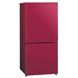 AQUA AQR-16H-R 2ドア冷蔵庫 (157L・右開き) ルージュ